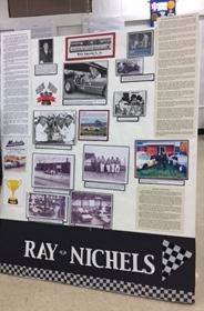 Ray Nichels Display Board